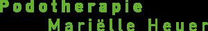 logo, podotherapie, heuer